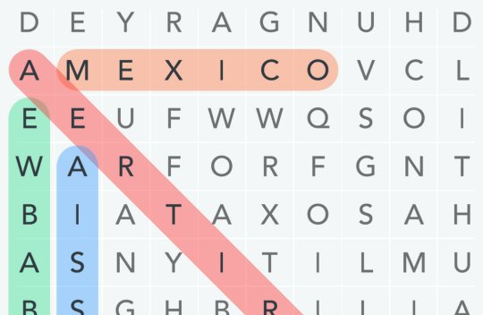 The history of Word Search